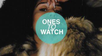 ones to watch: cherée
