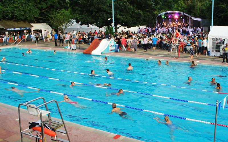 London 39 S Best Swimming Spots London On The Inside