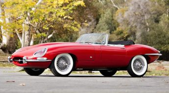 get a free ride in a 1960s jag