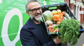 massimo bottura <br> brings community kitchen to london