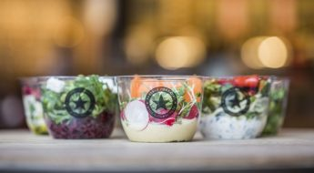 veggie pret to open in shoreditch