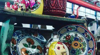 vintage vauxhall antiques market