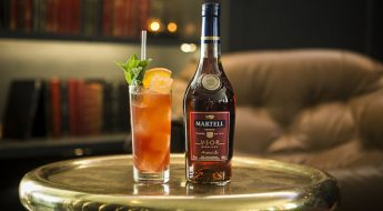 anyone fancy a cognac? <br>martell cognac experience at mondrian london