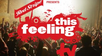 red stripe presents: this feeling tv