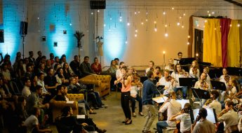 the little orchestra present eroica