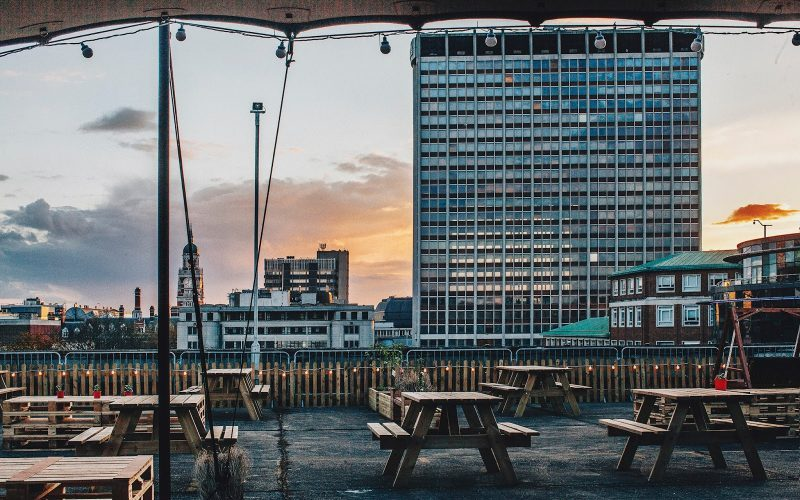 Rooftop Bars London On The Inside