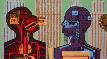 eduardo paolozzi at whitechapel gallery