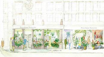 petersham nurseries to open in covent garden
