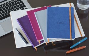 win £250 bundle of rhodia stationery