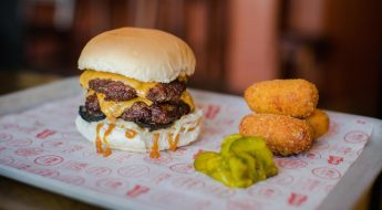 meatliquor's michelin-star burger