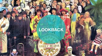 lookback <br> the beatles | sgt pepper's lonely hearts club band