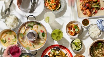 win a meal for 4 at busaba