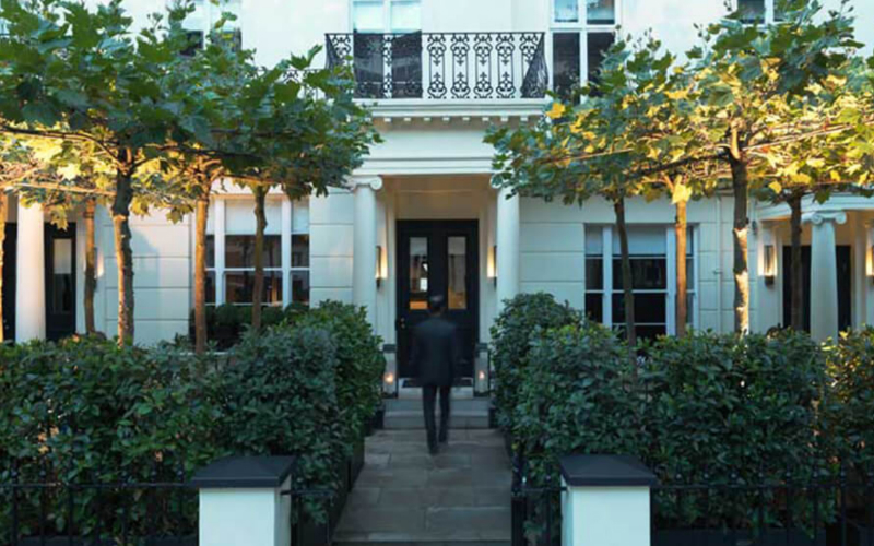 London hotels london on the inside for 41 51 inverness terrace london