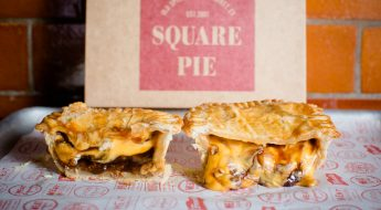 meatliquor x square pie