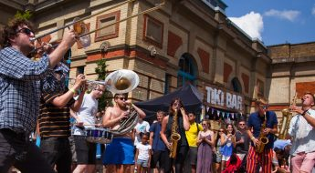 the alexandra palace summer festival is back