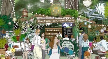 the alpro ice cream oasis