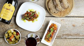 win two tickets to a dare to pair supperclub <br> from campo viejo