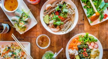win dinner for six at pho