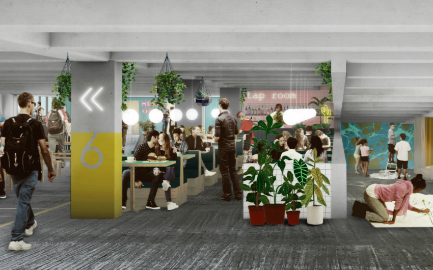 Open Kitchen Food Park
