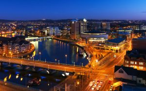 win a holiday for two to belfast