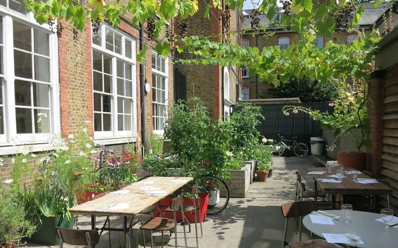 loti eats | rochelle canteen - London On The Inside