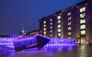 lumiere light festival
