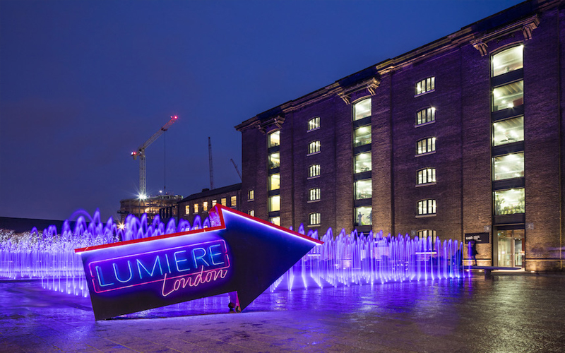 Lumiere Festival | London On The Inside