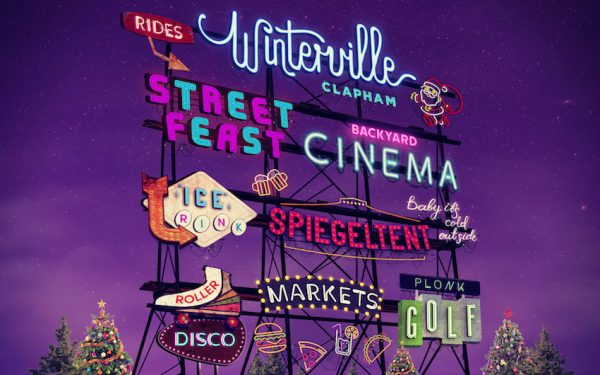 winterville is back…