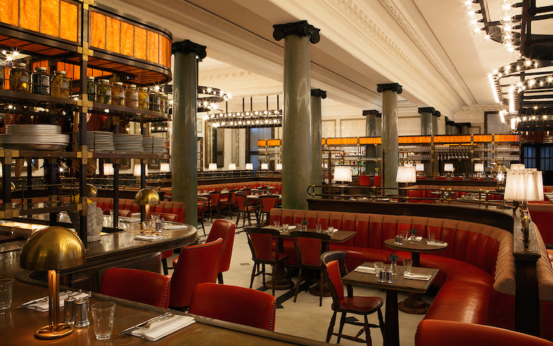 Restaurants open on christmas day london on the inside for Restaurants open christmas day 2017