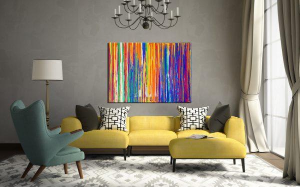 win a unique piece of contemporary art