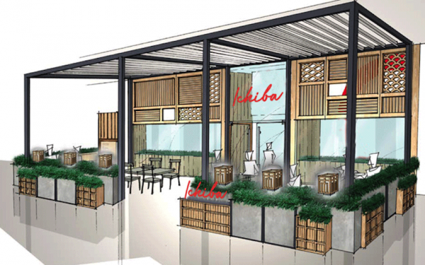 europe's largest japanese food hall to open