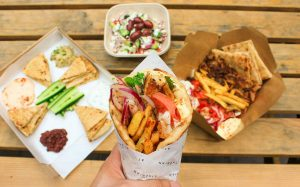 free wraps from the athenian victoria
