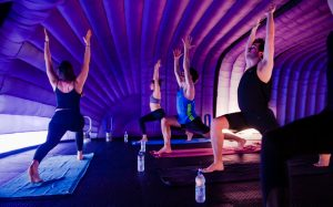 win a three-month hotpod yoga membership