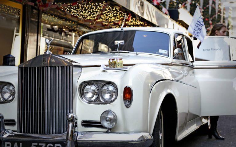 rolls royce london