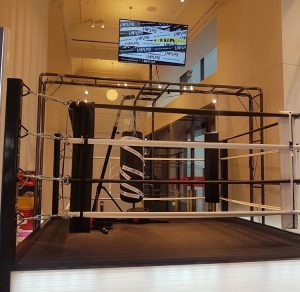 The Boxing Gym Selfridges | London On The Inside