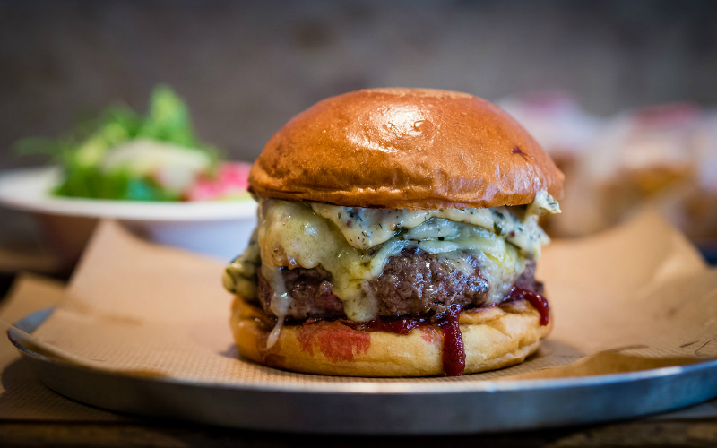 Best London Burgers | London On The Inside