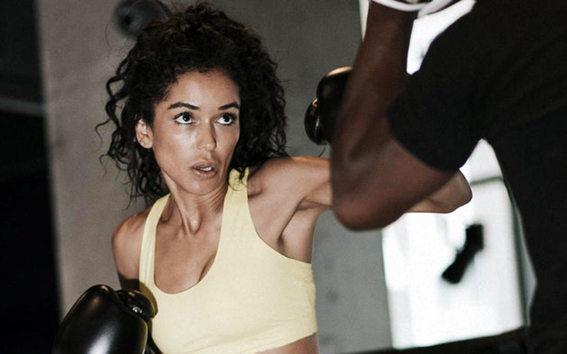 The Boxing Gym at Selfridges | London On The Inside
