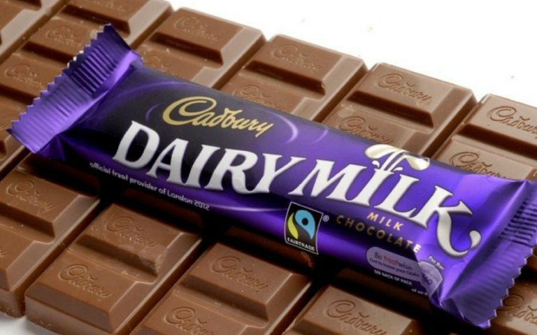 dairy milk | london on the inside