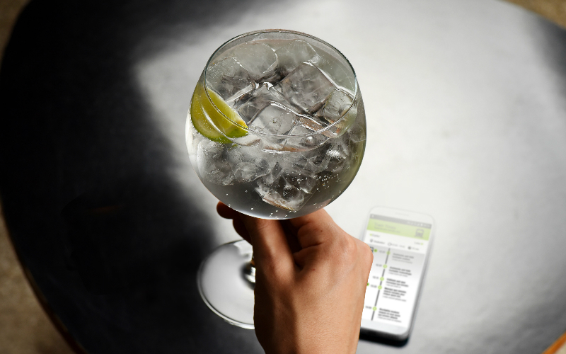 free gin | london on the inside