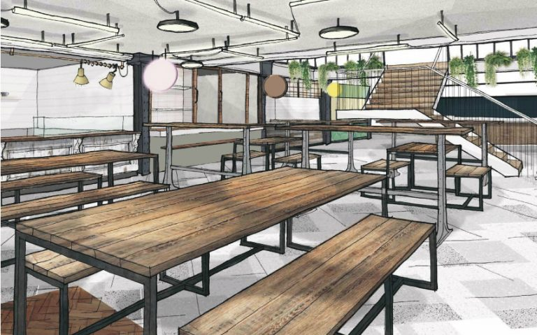 market halls to launch   london on the inside