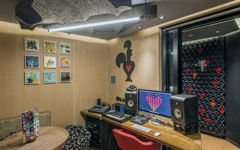 nandos recording studio | london on the inside