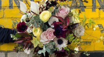 rebel rebel bouquet | london on the inside