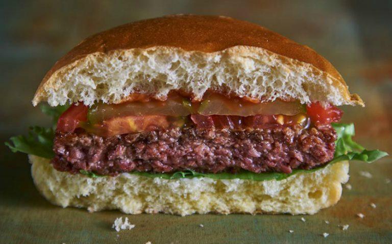 bleeding vegan burger | london on the inside