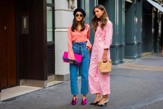 the best of lfw street style