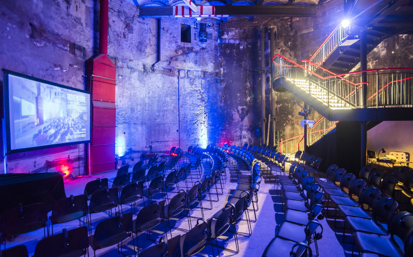 adventure films underground   london on the inside