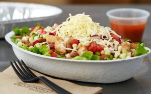 get two-for-one at chipotle