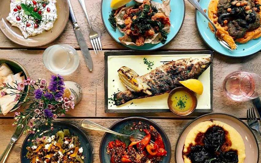 Lamina Restaurant London