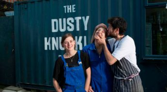 the dusty knuckle | london on the inside