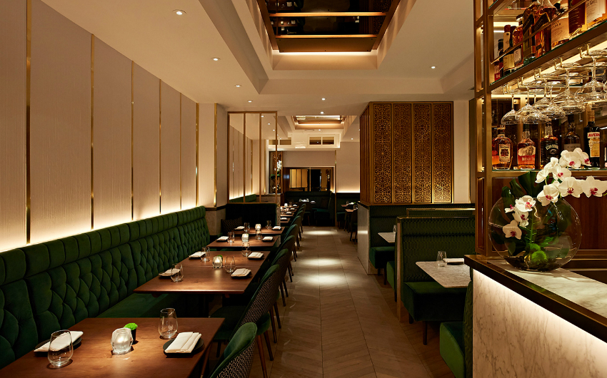 indian accent | london on the inside