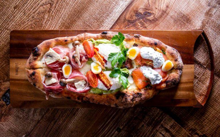 radici pizza brunch   london on the inside